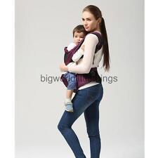 Baby Toddlers Carrier Hip Seat Kangaroo Backpacks Sling Wrap Shoulder Straps