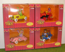 CORGI MUPPET SHOW KERMIT MISS PIGGIE FOZZIE BEAR ANIMALS CAR 06601 06602 06603