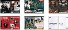 Lot of 5 Asian Cinema Tokyo Shock Horror DVD Scrap Heaven Japanese Hell Cursed N