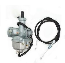 Carburetor W/ Throttle Cable For Honda XR100 XL100S CRF100F Carb