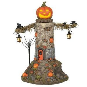 Dept 56 Snow Village Halloween MIdnight Fright Light 6005474