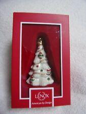 "Lenox ""Cheerful Tree"" Ornament New"