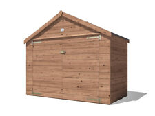 Bike Shed Small Garden Bikes Storage Cycle Sheds Store Bicycle Outdoor Tools BBQ