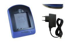 Cargador de red (USB) DMW-BLG10/BLG10E para Panasonic Lumix DMC-GF6, GX7