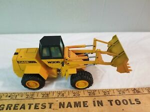 Case W20B Wheel Loader Tractor Diecast 1:35 by NZG W. Germany Excellent