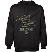 Bring Me The Horizon BMTH Logo Music Adult Zip Up Hoodie Sweatshirt 31921009