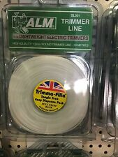 REPLACEMENT LIGHTWEIGHT ELECTRIC TRIMMER LINE SL001