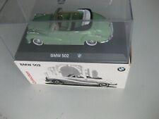 BMW 502 1954-1963 Cabriolet Model Car Collection 1/43 80429421432