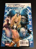 Marvel Comics Ultimate Fantastic Four Issue # 1 # 1 Annual Comic Book