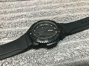 Luminox Watch Navy Seal Men's Swiss Colormark Blackout 3050 / 3950