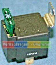 Fahrzeug Relais mit Sicherung - 12 Volt, 30 Ampere (Schließer), KFZ