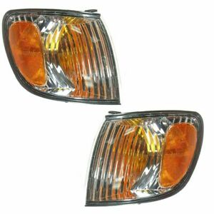 Side Front Marker Corner Parking Left & Right Light Set Pair for 01-03 Sienna