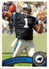 Serial Numbered Cam Newton Lot Original Football Cards