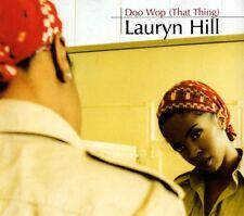 LAURYN HILL - Doo Wop (That Thing) (NEW 4trk CD single)
