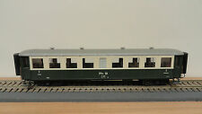 STL Models HOm J252 RhB 2nd class coach w/Kadee & RP25 wheel sets.