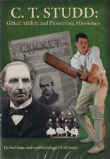 NEW Sealed Christian Docu-Drama DVD! C.T. Studd Gifted Athlete and Missionary