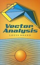 Vector Analysis By Brand, Louis