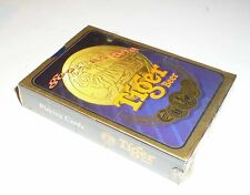Singapore Playing Cards Tiger Beer Vintage Good As Gold New Year