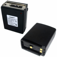 2-Pack HQRP Batteries for Icom BP-8 CM-8 A2 A20 A21 M2 M5 M11 M12 Two Way Radio