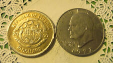 Commerative large/dollar size /heavy medal/Token /Liberia 10 dollars #30