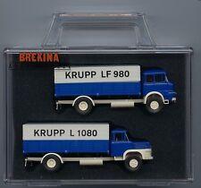 BREKINA HO - # 90380 - Krupp V8 LF 980/1080 Set of 2