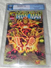 Marvel Comics - The Invincible Iron Man # 1/2  - PGX 9.8  / not CGC