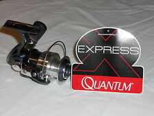 Fishing Reels-NEW QUANTUM EXPRESS 30 Size  5-BB SPIN REEL