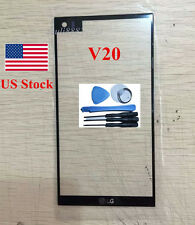 USA Outer Front Screen Glass Panel Lens Replacement for LG V20 VS995 US996 +Tool