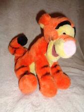"Tigger 7"" Walt Disney World Sitting Stuffed Plush Bean Bag NWT"