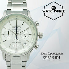 Seiko Chronograph Watch SSB161P1