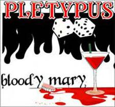 PLETYPUS - Bloody Mary (CD, 2005) Italian Punk 'n Roll