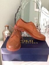 Ralph Lauren 100% Leather Lace-up Shoes for Men