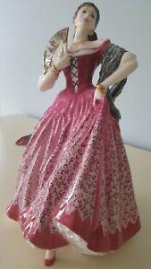 Coalport figurine limited edition Carmen # 531