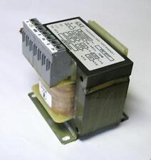 Trafo prim. 230 / 400 Volt  auf sek. 2 x 24 V mit 2 x 1,5 A    92 VA