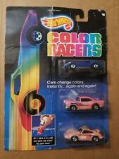 HOT WHEELS 1987 COLOR RACERS CORVETTE 55 CHEVY VET STINGRAY PORSCHE GREY W+