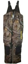 Mens Under Armour Camo Overalls Realtree Xtra Size S Hunting waterproof