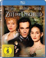 ZEIT DER UNSCHULD (Daniel Day-Lewis, Michelle Pfeiffer) Blu-ray Disc NEU+OVP