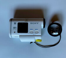 sony actioncam HDR-AS100V with accessories