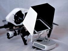 10 Inch iPad Sunshade Sun Hood White for DJI Inspire Phantom 3 4 All Model