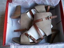 Marco Tozzi 2-2-28351-28 Sandalette brauntöne Gr. 40 - Neu