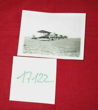 N°17122 /  photo argentique 4  BREGUET 14 en escadrille