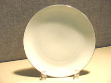 ROSENTHAL PLATINUM BAND (MEDALLION SHAPE)  7 DINNER PLATES $196 VALUE