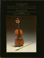 SOTHEBY'S Violin Bow Bloomfield Collection Guarneri del Gesu Auction Catalog 88