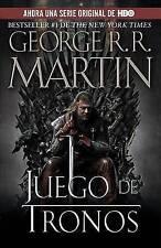 NEW Juego de Tronos (Spanish Edition) by George R. R. Martin