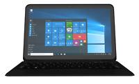"Ematic EWT131BL 2-IN-1 11.6"" HD Touchscreen x5-Z8300 1.44GHz 2GB RAM 64GB eMMC"