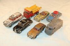 Corgi Toys Mixed Lot 7 PCS in all original played condition