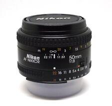 Nikon AF Nikkor 50mm f/1.8 (version no D)