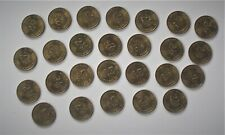 1933 Dr West's Products Sales Premium- 2 1/2c Token- Western Co Chicago  (x 26)