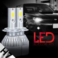 XENTEC LED HID Headlight kit H7 White for Mercedes-Benz C200 2001-2016