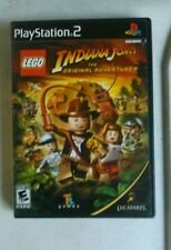Lego Indiana Jones: The Original Adventures - PlayStation 2 by LucasArts